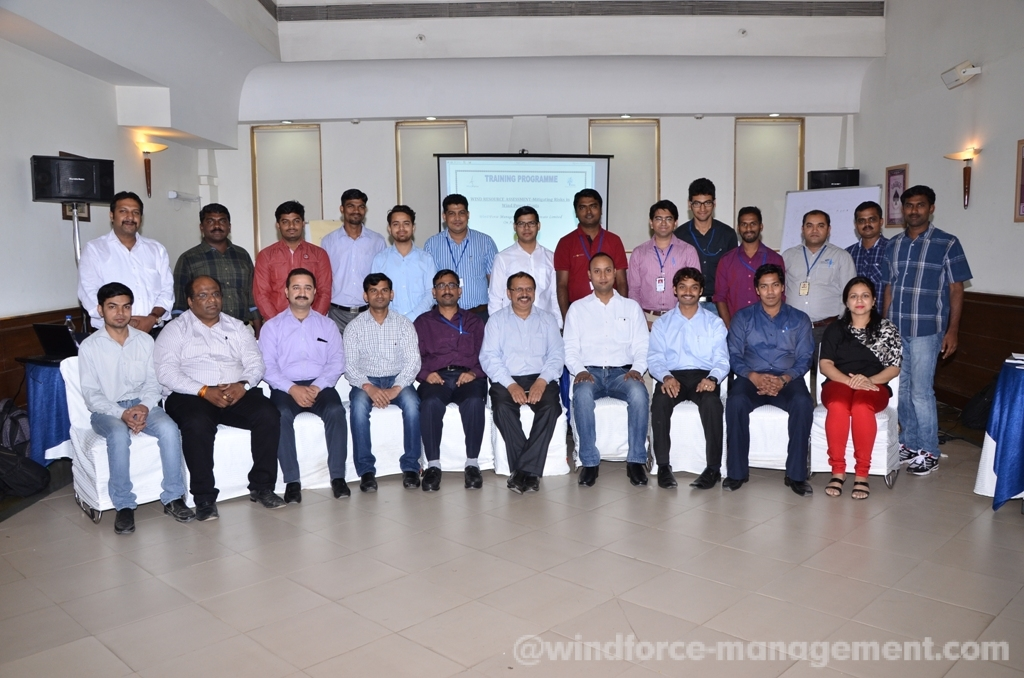 Training Programme Participants